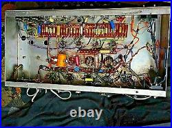 Vintage Made In England Sound City B120 120w Bass Or Guitar Tube Amp Head