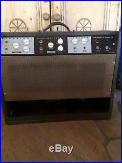 Vintage Magnatone 260 Guitar Tube Amp