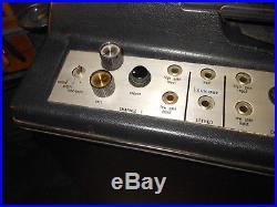 Vintage Magnatone Estey Custom M 10 Tube Amplifier With Reverb