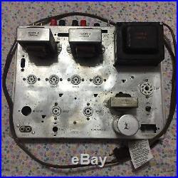 Vintage Magnavox 6BQ5 Stereo Hi-Fi Tube Amplifier Rebuilt