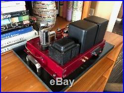 Vintage Magnavox 9300 Series Custom Stereo Tube Amplifier With 4 Mullard Tubes