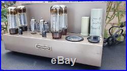 Vintage Marantz 8B Stereo Tube Power Amplifier Amp Works