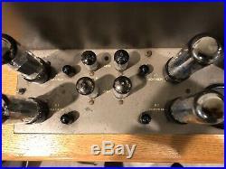 Vintage Marantz Model 8B Classic 1960's tube stereo Power Tube Amp Serviced
