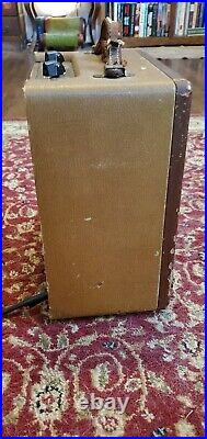 Vintage Masco MU-5 Tube Amplifier (40s)