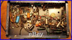 Vintage Masco Tube Amp Amplifier MA-17N