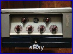 Vintage Masco Tube Amp Amplifier MA-25N