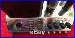 Vintage McIntosh MC240 stereo tube amplifier amp WORKS as-is needs restoration