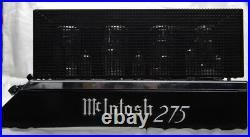 Vintage McIntosh MC275 Tube Power Amplifier, Tested and Serviced