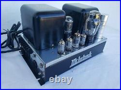 Vintage McIntosh MC-30 Tube Amplifiers PAIR. Sounds amazing! 5 Telefunken tubes