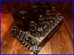 Vintage McIntosh model MC240 Stereo HiFi Tube Amplifier