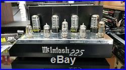 Vintage Mcintosh MC225 Tube Amplifier