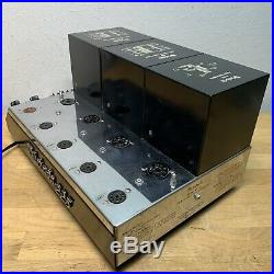 Vintage Mcintosh MC225 Tube Amplifier Good Condition Early 1960's All Original