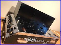 Vintage Mcintosh Mc225 Tube Amplifier Great Cond-orig Mcintosh 7591tubes