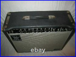 Vintage Music Man Guitar Tube Amplifier with Pedal