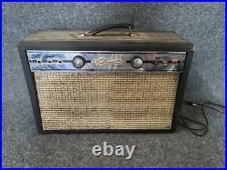 Vintage National Westwood Model 1220 Guitar Tube Amplifier