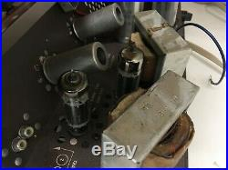 Vintage Newcomb Stereo Se El84 6bq5 Tube Amplifier 8 Watts Restore