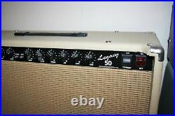 Vintage Original G&l Guitar Tube Amp Amplifier Rare Prototype Leo Fender 80s Wow