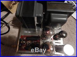 Vintage Pair of Dynaco Dynakit MK III Mono Tube Amplifiers