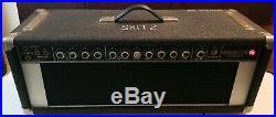 Vintage Peavey MACE VT Series Tube Guitar Head Amp VERY NICE