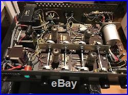 Vintage Philips Stereo Tube Amplifier AG9016 fully original