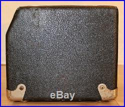Vintage Pre-CBS 1965 Blackface Fender Bandmaster All Tube Amplifier Head