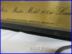 Vintage Rare Marshall 100 Watt JMP Tube Amp Head
