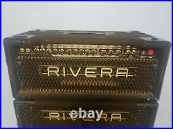 Vintage Rivera S120 Tube Guitar Amplifier Head Amp