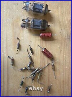 Vintage Rogers HG88 Mk2 Valve Amplifier Complete Original Good Working Order. GSP