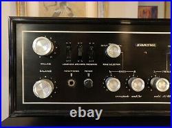 Vintage Sansui AU-111 Tube Amplifier