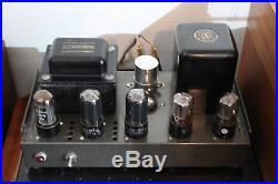 Vintage Sansui PR330 Tube Pre-amp, HF-V60 Tube-amp Röhrenverstärker SELTEN