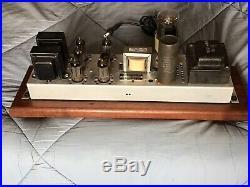 Vintage Sears & Roebuck Stereo Tube Amplifier Complete