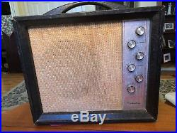 Vintage Silvertone 1472 tube guitar amp Jensen C12 speaker