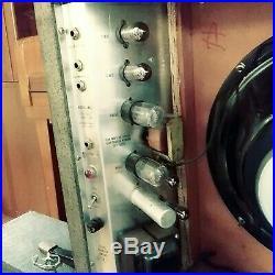 Vintage Silvertone 1482 Tube Amp