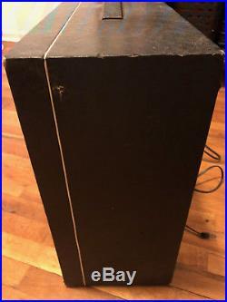 Vintage Silvertone Reverberation Twin Twelve 1474 Tube Guitar Amplifier Amp