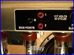 Vintage Sound 22 Deluxe Reverb style amp. Hand wired tube amp combo