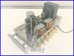 Vintage Stereo Conn tube amp EL84/6BQ5 working just plug &play