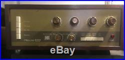 Vintage Stereo Tube Amplifier Radio Rim Klangfilm Era Rare