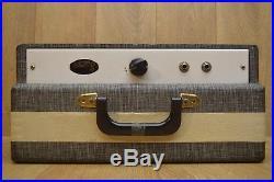 Vintage Supro 8 Tube Amp