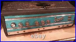 Vintage Supro Taurus S6925 Guitar Tube Amp Amplifier Head 6L6 70 Watts