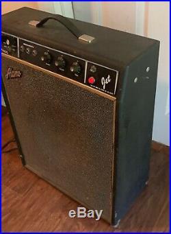 Vintage Tube Alamo Jet Amp Vintage Guitar Amplifier 2564