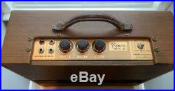 Vintage Tube Amp 1960 Premier / MultiVox Twin 8 With Original Cover