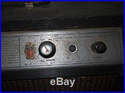 Vintage Tube Amp 1960s Gibson Skylark GA 5T with Tremolo WORKS! MAKE OFFER