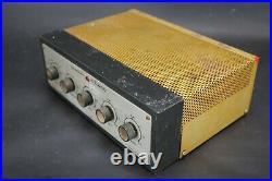 Vintage Tube Amplifier Grommes Hi Fidelity Amplifier Model 56PG