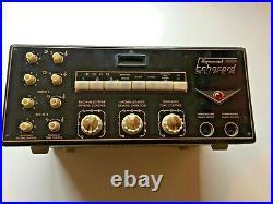 Vintage Tube Dynacord S 61 Echocord Super Röhren-Band-Echo Tape-Delay Pre-Amp