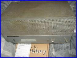 Vintage Tube PHANTOM AMPLIFIER / CB / HAM / Linear AS IS UNTESTED FOR PARTS