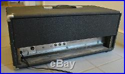Vintage Univox Tube Guitar Amp Head U-1221