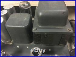Vintage Vacuum Tube Amplifier Mullard 20 Watt Clone Thordarson Transformers