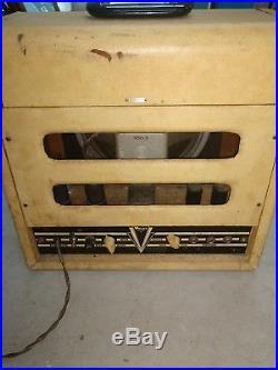 Vintage Valco Tube Amp 1950's Oahu X53257