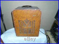 Vintage Vega Tube Guitar amp Amplifier