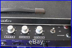 Vintage Vox Pacemaker tube amplifier 1966 Very rare collectable amp
